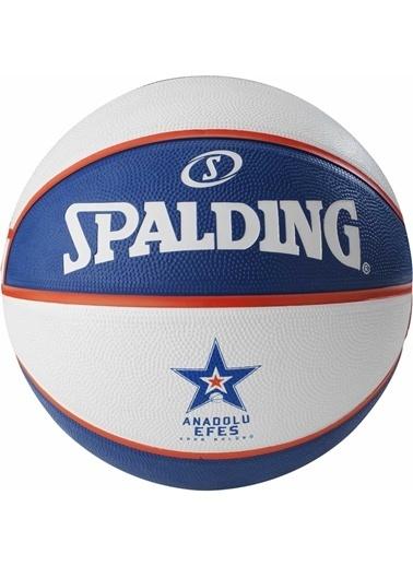 Euroleague Anadolu Efes Basket Topu SZ7-Spalding